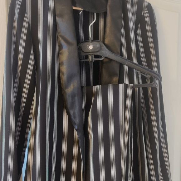 ZARA STRIPE SUIT